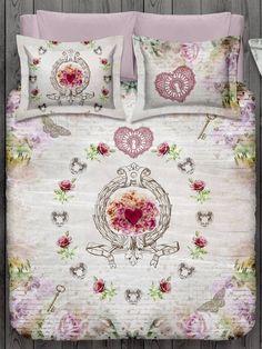 Комплект постельного белья двуспальный - Colors of Fashion, акция действует до 18 марта 2016 года | LeBoutique - Коллекция брендовых вещей от Colors of Fashion