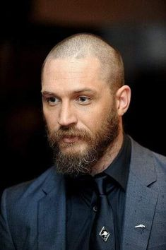 dfde3db8c4 35 Amazing Beards for Balding Head for Men Over 40 Years