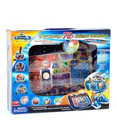Look at this Amazing Science Workshop Kit on #zulily today!