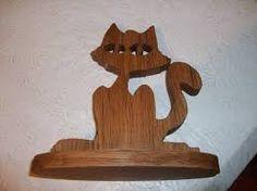 wooden cats - Google-Suche