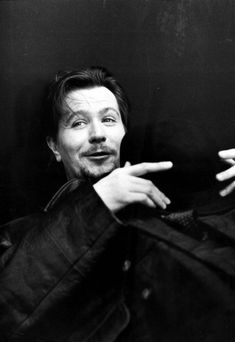 """I wanted to play Dracula because I wanted to say... I've crossed oceans of time to find you"" -Gary Oldman"