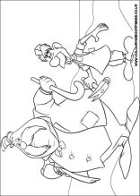 Alice In Wonderland Coloring Pages On Book