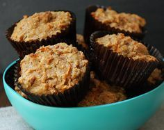 Multiply Delicious- The Food | Gluten-Free (Paleo) Carrot Muffins