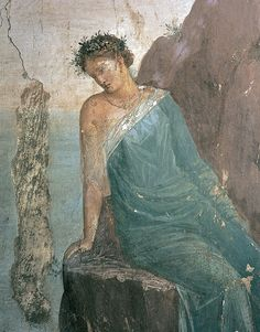 Pompeii. Villa Imperiale. Ancient Pompeii, Pompeii And Herculaneum, Ancient Ruins, Ancient Art, Fondation Louis Vuitton, Fresco, Rembrandt, Art Romain, Pompeii Italy