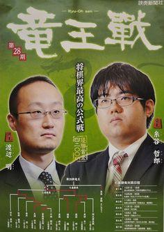 第28期竜王戦第4局 福島対局