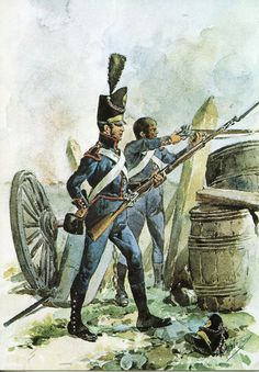 Battle of Bussaco Portuguese Artillery French Revolution, Spain And Portugal, Napoleonic Wars, Military History, Warfare, Army, 1, Costumes, Swords