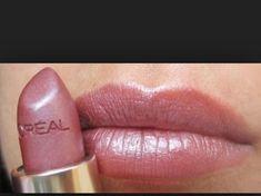 L & # Oreal # 620 - Micah - Schminktips - Make Up Products Huda Beauty Lipsticks, Mac Lipstick Dupes, Lipstick Swatches, Lipstick Colors, Lip Colors, Beauty Make Up, Hair Beauty, Tips Belleza, Beauty Secrets