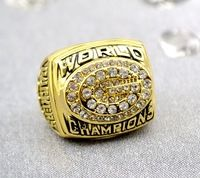 stock Bottom Price for Replica Super Bowl 1996 Green Bay Packers Championship Ring for Fans