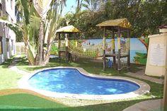 Área de kids club en Hotel Las Palmas