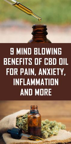9 Mind Blowing Benefits of CBD Oil for Pain, Anxiety, Inflammation and more. on CBD Oil Benefits, Health Benefits, Health Tips, Women's Health, Mental Health, Health Care, Stomach Ulcers, Cbd Hemp Oil, Natural Medicine