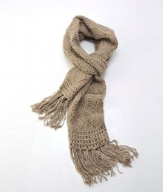 Handmade cashmere scarf from Northern India. $169 on Ethical Ocean. #cashmere #handmade