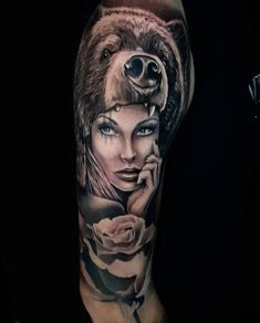 Arm Tats, Arm Tattoos For Guys, You Ask, It Is Finished, Bear, Instagram, Tattoos, Bears