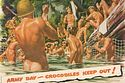 """""""Steamy Homoerotic World War II Towel Ads.""""  --How can I not pin this? Too funny, all those patriotic men, in beaches, al fresco...well, you get the idea."""
