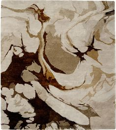 In The Beginning Signature Rug from the Christopher Fareed Designer Rugs I collection at Modern Area Rugs