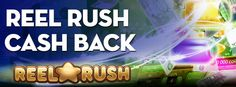 Reel Rush Cash Back at Harry Casino (NetEnt, WMS, Micro)