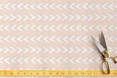 One way or another Fabric by Stacey Meacham at minted.com