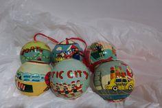 Bloomingdale's Christmas Ornaments NJ Set by NYCFitnessFamilyFind