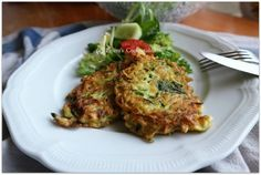Zucchinis-Fritters