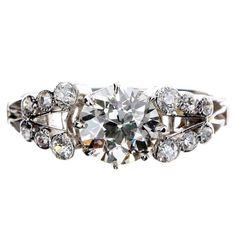 Belle Epoque  Diamond Platinum Ring- think i'm obsessed!!!