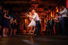 Fabulous Wedding at the Toronto Fermenting Cellar
