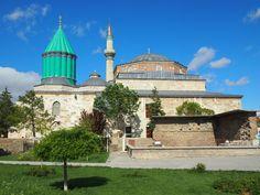 Day 5 Konya - Mevlana Museum