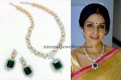Jewellery Designs: Exclusive Set of Begani Jewellers