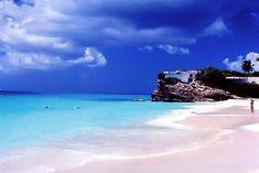 Mullet Bay Beach, Sint Maarten #Caribbean