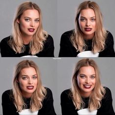 Image result for margot robbie haircut