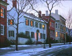 """""""Night In Georgetown"""" by Alexei Butirskiy"""