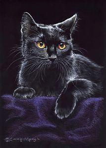 BLACK-CAT-BLACK-VELVET-LIMITED-EDITION-FANTASY-PRINT-PAINTING-ANNE-MARSH-ART