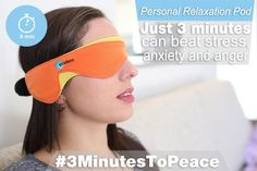 Personal Relaxation Pod Indiegogo Video