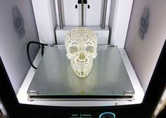 Impresión #3D al servicio de la salud personalizada. By @chemacepeda #innovacion #eSalud #eHealth