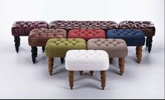 European Style Ottoman- Useful in Both Living Room as well as Dining Room. Available in $950.00.