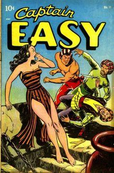 Captain Easy (Volume) - Comic Vine