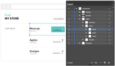 How designers can create interactive prototypes with Illustrator - Tom Germeau