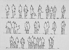 Human scale Zaha Hadid Architecture, Peter Zumthor Architecture, Le Corbusier Architecture, Bauhaus Architecture, Origami Architecture, Plans Architecture, Library Architecture, Parametric Architecture, Architecture People