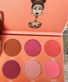 "2,471 Likes, 77 Comments - Juvia's Place (@juviasplace) on Instagram: ""Saharan Blush Palette Vol 2 """