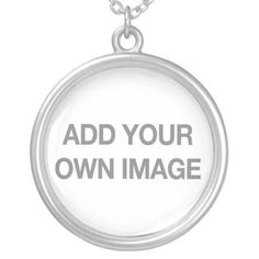 Your Own Image Necklace