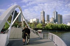 A Perfect Day in Downtown Melbourne