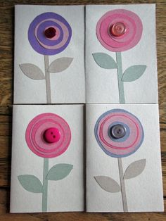 Mothers Day | Quick and easy cards