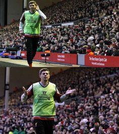 Steven Gerrard..(: