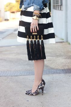 Classic with an Edge- love that bag