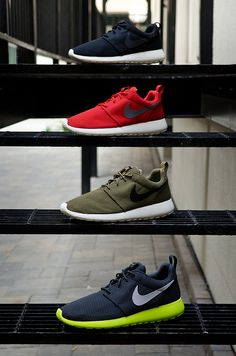 Nike Roshe, Four Floors  im obsessed with these seriously
