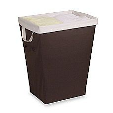 Hold two separate loads with this compact hamper, which has a sturdy wire steel frame and a heavy duty bag that is mildew resistant. Some assembly required, no tools necessary. Laundry Bin, Laundry Storage, Laundry Hamper, Bed Storage, Storage Ideas, Kids Bags, Home Look, Home Decor Styles, Home Bedroom