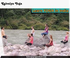 Stop your searches to learn yoga in India at famous yoga school. Contact: Internationally certified Kaivalya Yoga School in Rishikesh.