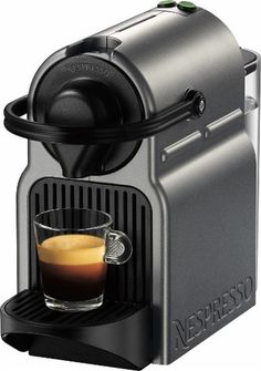 Nice! Get This Nespresso Inissia Espresso Maker For Only $99.99!