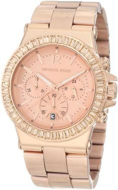 Michael-Kors-MK5412-Reloj-con-correa-de-acero-para-hombre-color-rosa-gris