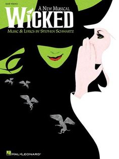 (Easy Piano Vocal Selections). Nominated for a whopping 10 Tony Awards, Wicked is the Broadway smash of 2004! A prequel to the all-American classic The Wizard of Oz , this new musical is a character s