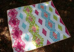 great tutorial for this quilt