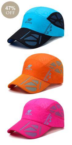 Women Ultra-thin Breathable Quick-drying Mesh Baseball Cap  amp Carved Net  Hat 8dda2a46b6e